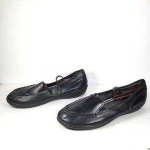 Comfort Plus by Predictions Loafers Black 12 Wide